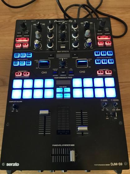 Annonce occasion, vente ou achat 'Table de mixage Pioneer DJM S9'