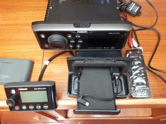 Radio FUSION Lazer MS-AV750 Set complet/ - Photo 2