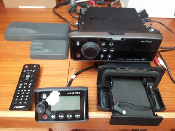 Radio FUSION Lazer MS-AV750 Set complet/ - Photo 3
