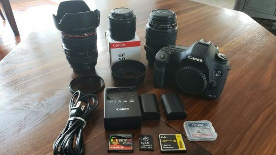 Canon Reflex numérique EOS 5D Mark III