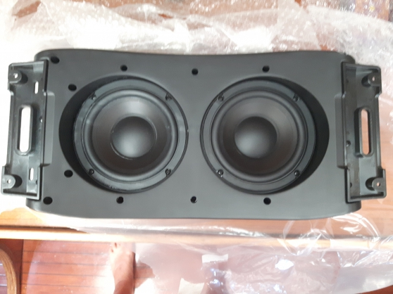 Subwoofer FUSION MS-AB206 Active 350W - Photo 2