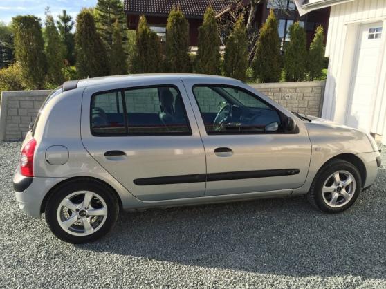 Annonce occasion, vente ou achat 'Renault Clio 1.5 Dci'