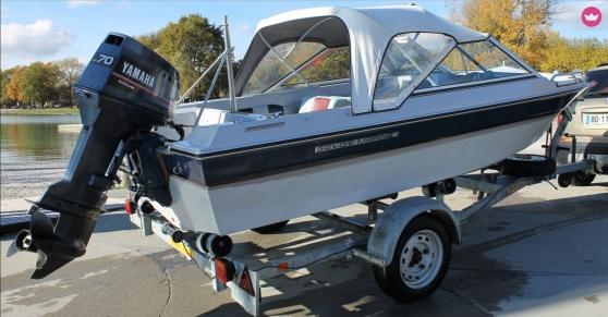 Vintage Motorboat CadorMart Sprint