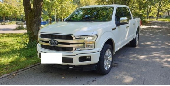 Annonce occasion, vente ou achat 'Ford F Series'