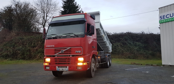 Camion volvo fh 12