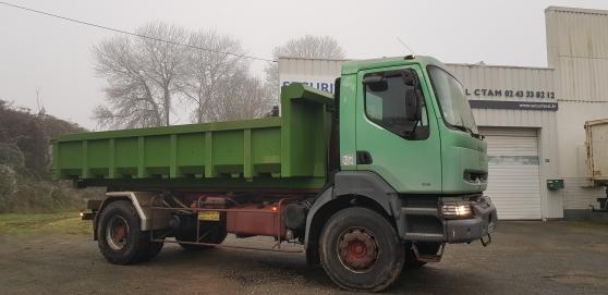 Camion renault kerax 260 - Photo 3