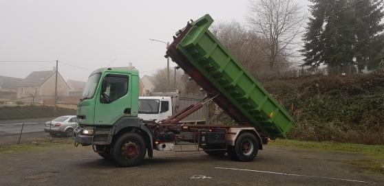 Camion renault kerax 260 - Photo 4