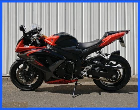 Annonce occasion, vente ou achat 'SUZUKI, GSX-R 750, 2008, 44645 Kms'