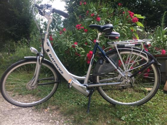 Annonce occasion, vente ou achat 'Vélo electrique'