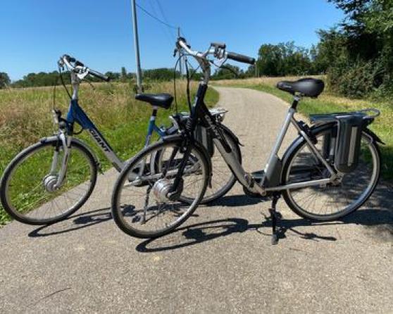 Annonce occasion, vente ou achat 'Vélo electrique Giant'