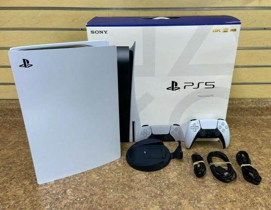PLAYSTATION PS5 Edition Blu Ray