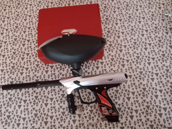 Annonce occasion, vente ou achat 'Paintball proto'