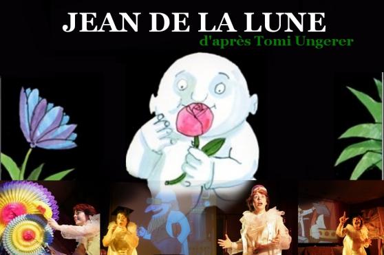 Jean de la Lune - Du 28 au 30/12/2021