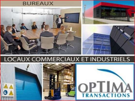 BUREAUX - LOCAUX PROFESSIONNELS - E156