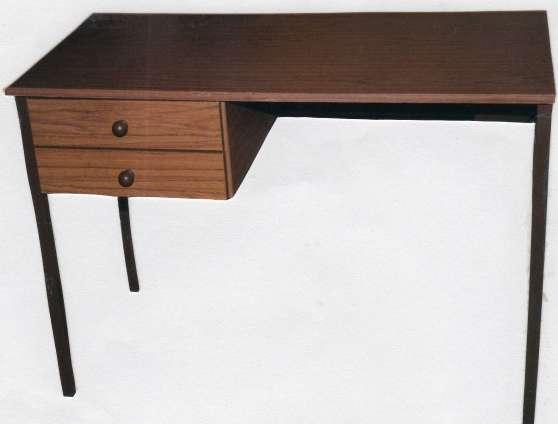 Annonce occasion, vente ou achat 'bureau bois et métal'