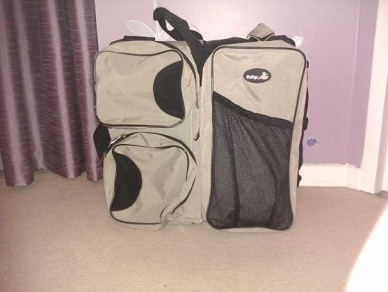 sac à langer - lit d'appoint