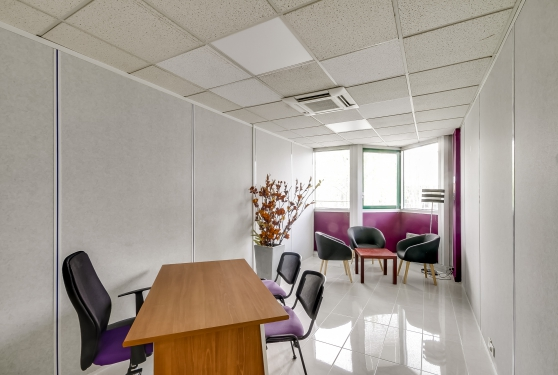 Location bureaux et salles de séminaire