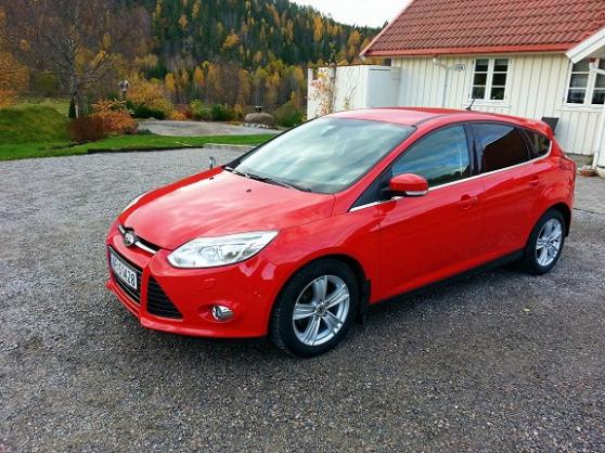 Ford Focus Titanium 1,6 TDCI 116hk