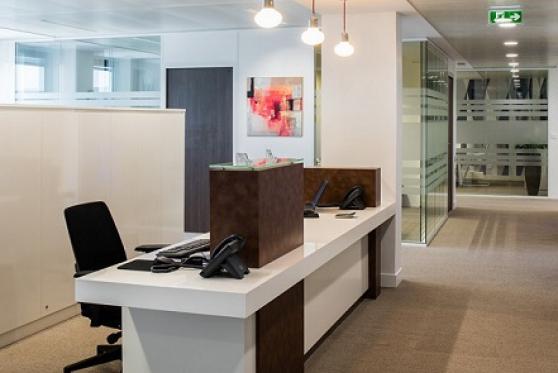 Bureaux équipés de 10 à 150m².
