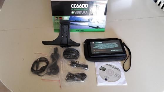 Annonce occasion, vente ou achat 'vends GPS Snooper 6600 PL ou VL'