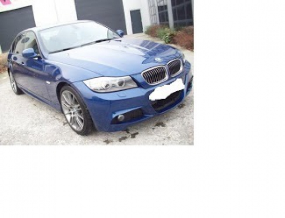 BMW 3 Série 316 d M Pack Full Option