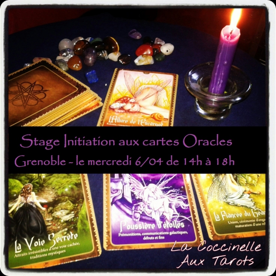 Stage Initiation aux cartes Oracles