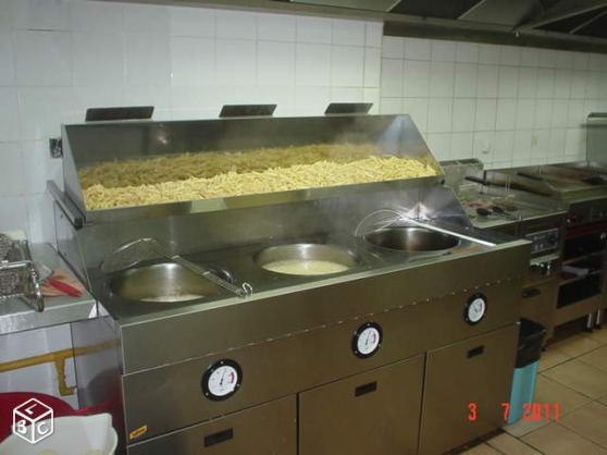Annonce occasion, vente ou achat 'FRITEUSE PRO 3 CUVES SOFINOR'