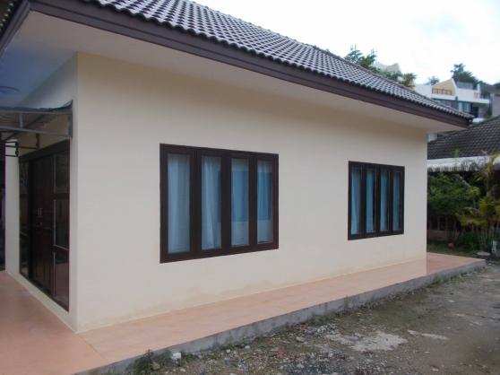 Nouvelle petite maison a Kamala-Phuket 1
