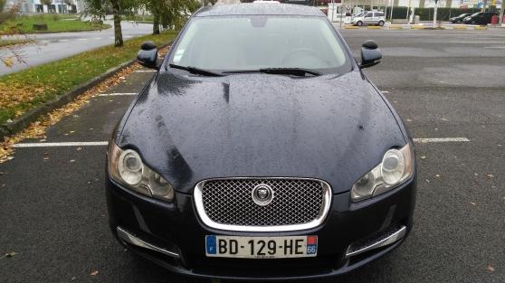 Jaguar XF V6 3 litres diesel bi-turbo