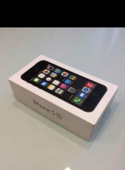 Annonce occasion, vente ou achat 'Iphone 5s'
