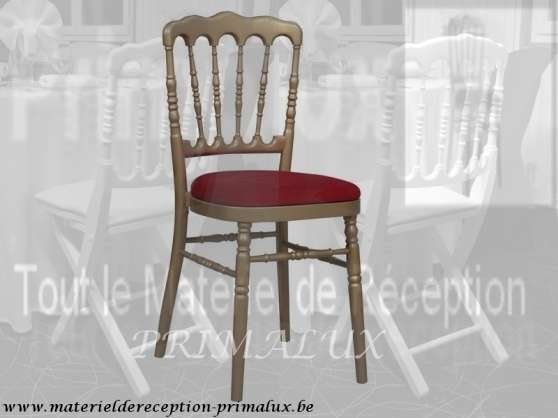 Annonce occasion, vente ou achat 'Chaise Napoléon III 3 empilable'