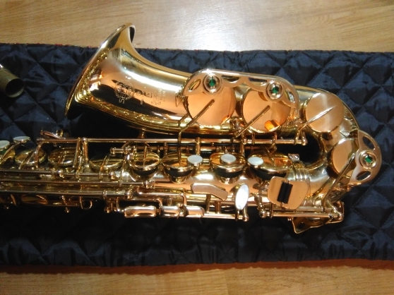 Saxophone Alto / SELMER Super Action 80