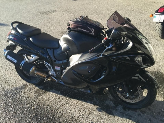 Annonce occasion, vente ou achat 'moto Suzuki GSX 1300 R Hayabusa'