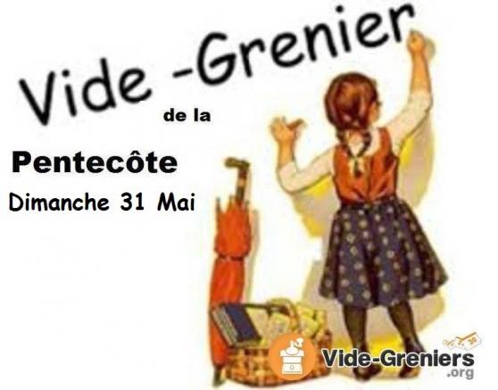 VIDE GRENIER DE PENTECOTE
