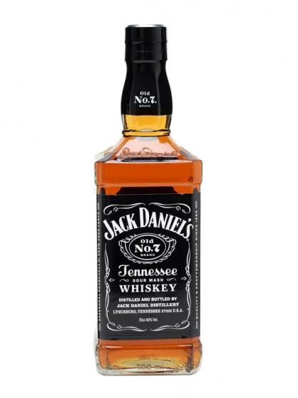 Annonce occasion, vente ou achat 'JACK DANIELS N07 0.7L'