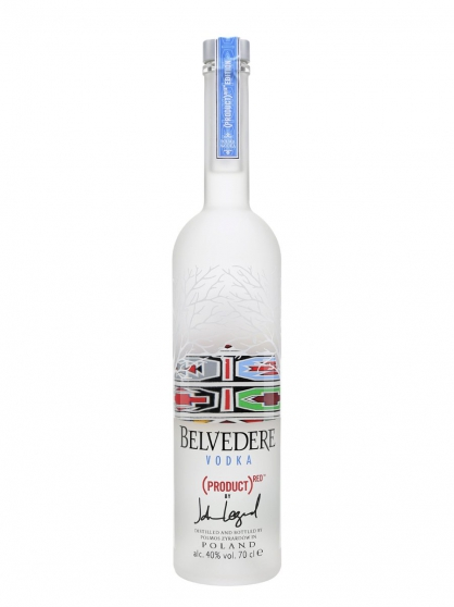 Belvedere RED Vodka 70cl / 40%