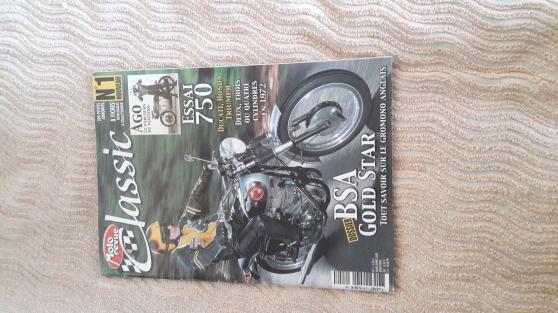 Annonce occasion, vente ou achat 'Moto Revue Classic'