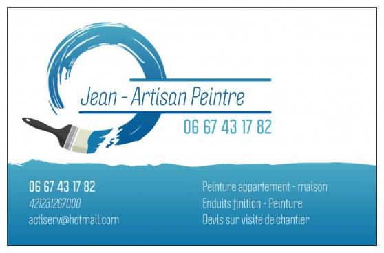 Annonce occasion, vente ou achat 'Peinture de votre appartement / maison'