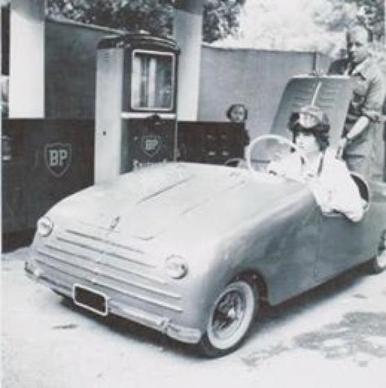 microcar Dal Bo pygmée Lambretta
