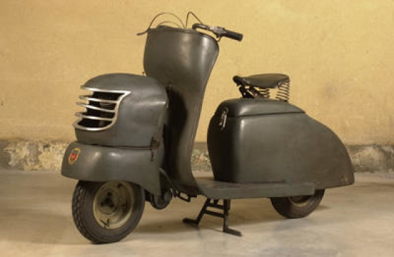 scooter 1949 delaplace prototype