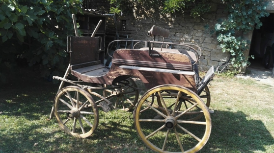 caleche 4 roues - Photo 2