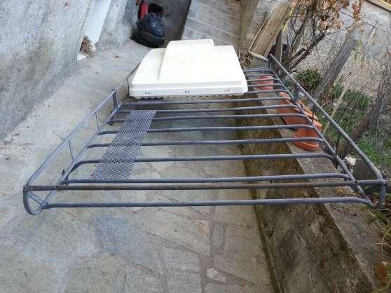 galerie de toit trafic - Annonce gratuite marche.fr