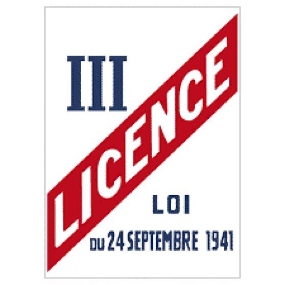 Annonce occasion, vente ou achat 'Vends Licence 3 transférable'