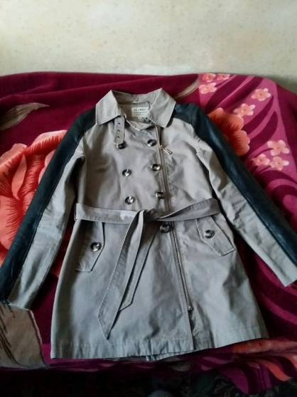 Annonce occasion, vente ou achat 'Trench coat taille M'