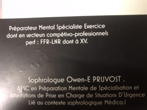 sophro et en prép -mentale dont à XV FFR