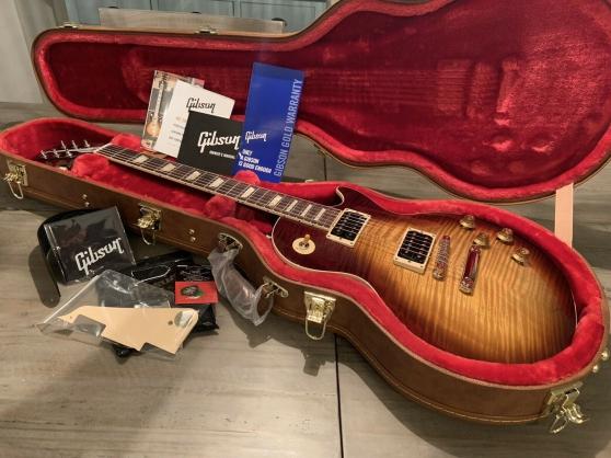 2020 Gibson USA Slash Signature Les Paul