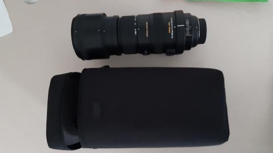 Objectif Sigma 50 500 monture Nikon - Photo 2