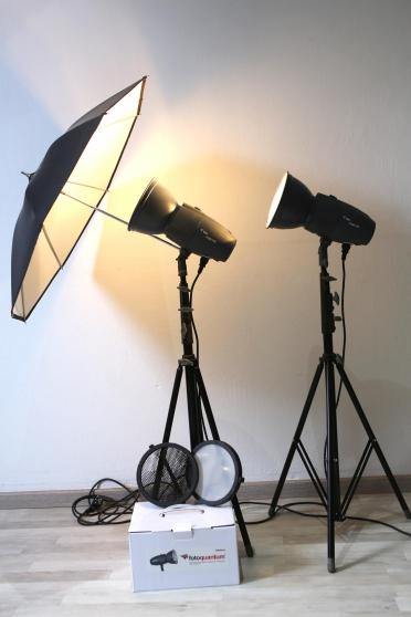 Annonce occasion, vente ou achat 'kit flash studio'