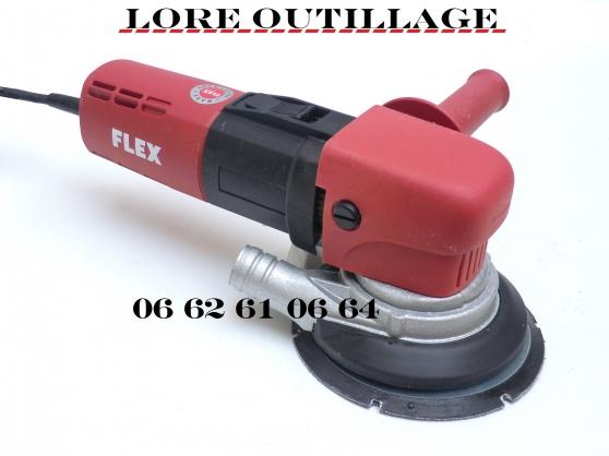 Annonce occasion, vente ou achat 'FLEX X 1107 VE Ponceuse excentrique'