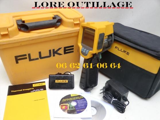 Annonce occasion, vente ou achat 'FLUKE Ti 10 Caméra thermique'